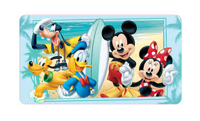 Disney Character Bathroom Sets by Mickey Mouse