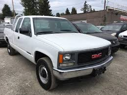 100 1994 Gmc Truck Used GMC Sierra 2500 HD Club Coupe 1415 WB 4WD For Sale In