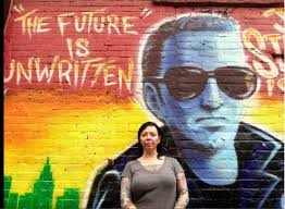 Joe Strummer Mural Nyc Address by Remembering Joe Strummer Activist Heidi Minx Shares A Favorite