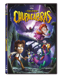 Spookley The Square Pumpkin Dvd Sale by A Geek Daddy The Legend Of Chupacabras