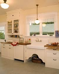 1920 s Historic Kitchen Shabby chic Style Kitchen Seattle