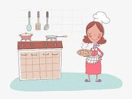 cuisine maman maman à cuisiner ustensiles de cuisine la cuisine maman image