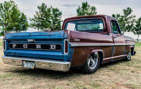Half And Half – A 1969 Ford F100 Patina Barn Find - Goodguys Hot News