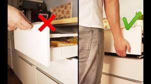 ikea küche schublade ausbauen und einsetzen ikea maximera