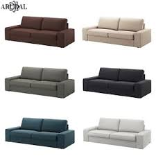 housse canapé kivik ikea kivik cover 3 seat sofa various colours sofa not included ebay