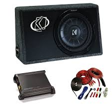 Kicker Car Stereo 12