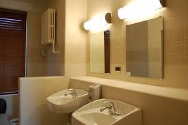bathroom amazing side mirror wall sconces bathroom and lighted