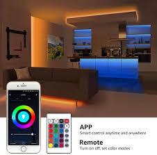 küche lichtband kompatibel mit ip65 wasserdicht smart