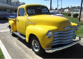 1951 Chevrolet 3100 Series Pick Up