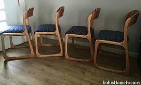 chaise traineau baumann chaises traineau baumann scandinaves indus home factory