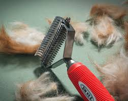 Sheltie Shedding In Winter by Pet Shedding Tools Amazon Com Easy Pet Grooming Undercoat Rake