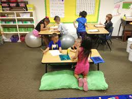 Ball Seats For Classrooms by Alternative Seating In Action For Children In The Classroom With