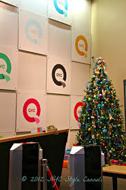 Qvc Christmas Trees Uk by Nyc Style And A Little Cannoli A Visit To Qvc Studio Park