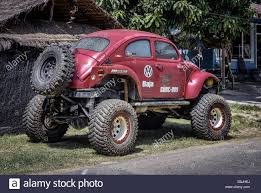 Volkswagen Beetle Monster Truck Stock Photo, Royalty Free Image ...