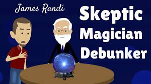 The Magician James Randi On Importance Of Skepticism