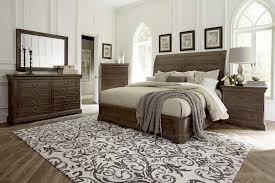 Saint Germain Sleigh Bedroom Set by A R T Furniture Home