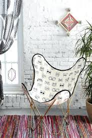 Butterfly Chair Replacement Cover Pattern by Butterfly Chair Cover U2013 Delrosario