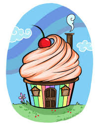 House Cupcakes Clipart Explore Pictures