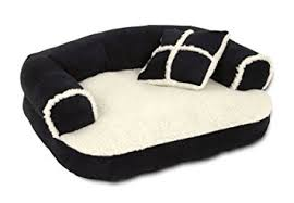 aspen pet 20 x 16 sofa bed with pillow colors may vary amazon