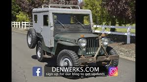 1952 Willys Overland CJ3A - DENWERKS - BRING A TRAILER - YouTube 1952 Willys Jeep Pickup S5 Des Moines 2011 Pinterest Pickup Wikipedia A Visual History Of Trucks The Lineage Is Longer Than Rare Aussie1966 4x4 Vintage Vehicles 194171 Truck Rat Rod Stuff Rats Off Road Action Willys Truck Willysoverland Motors Inc Toledo Ohio Utility 14 Ton 4 Skunk River Restorations Andreas 1963 Kubota V2403t Diesel Walkaround Youtube Vince Fisher Kaiser Blog Fire Used Cj For Sale In Nashua New