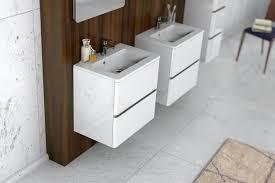 oristo badezimmer unterschrank 60 cm incl waschbecken