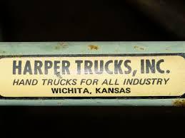 100 Harper Trucks Inc 42 X 16 X 35 Furniture Hand Truck 3 Wheel