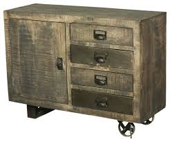 Accent Chests With Modern Style Rustic Storage