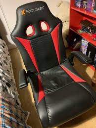 X-Rocker Gaming Chair - Bluetooth Connectivity, Subwoofer Adrenaline Chair  RH220.   In Beverley, East Yorkshire   Gumtree Gurugear 21channel Bluetooth Dual Gaming Chair Playseat Bluetooth Gaming Chair Price In Uae Amazonae Brazen Panther Elite 21 Surround Sound Giantex Leisure Curved Massage Shiatsu With Heating Therapy Video Wireless Speaker And Usb Charger For Home X Rocker Vibe Se Audi Vibrating Foldable Pedestal Base High Tech Audio Tilt Swivel Design W Adrenaline Xrocker Connectivity Subwoofer Rh220 Beverley East Yorkshire Gumtree Pro Series Ii 5125401 Black