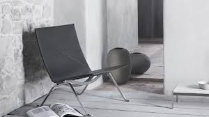 PK22™ EASY CHAIR, LEATHER