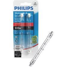 philips t3 120v ended halogen light bulb walmart