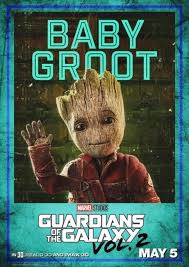 These Retro Guardians Of The Galaxy Vol 2 Posters Look Fantastic