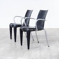 100 Phillip Starke 90s Philippe Starck Louis 20 Chairs For Vitra Set4