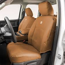 Carhartt Precision Fit Custom Seat Covers - Covercraft
