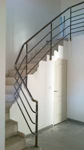 re escaliers moderne fer forgé faufer