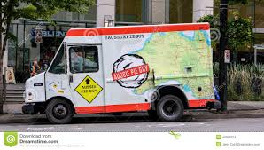 100 Vancouver Food Trucks Aussie Pie Guy Truck Editorial Stock Image Image Of Natural