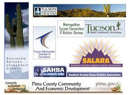 tucson visitors bureau presentation for pima county environmental quality advisory