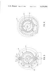 Ingersoll Dresser Pumps Uk by Patent Us4439096 Impeller Adjuster For Centrifugal Pump Google
