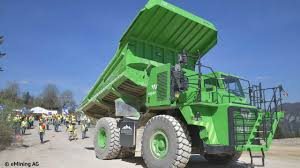 100 Largest Dump Truck Worlds Largest EV Never Has To Be Recharged
