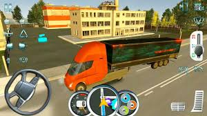 100 Semi Truck Games Euro Driver 2018 Tesla 3D Android