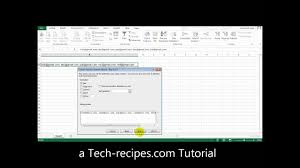 Microsoft Excel Splitting One Cell Row Into Multiple Rows YouTube