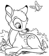 Coloring Pages Disney Kids Printable At