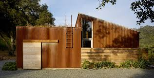 100 Turnbull Architects Solarpowered Cloverdale House Is Made Of Reclaimed Wood