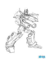 TRANSFORMERS Coloring Sheets Within Pages Transformers