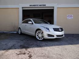 Velocity Factor 2014 2015 Cadillac ATS 2 0T Performance Upgrades