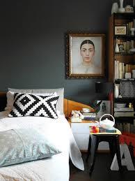 wandfarbe schwarz die besten ideen für dunkle wände