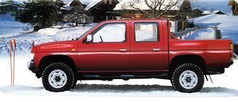 100 96 Nissan Truck Datsun 4WD AD Double Cab D21 1993