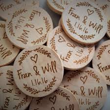Rustic Wedding Favor Wood Save The Date By PersonalizedGallery