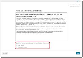 Exam Admin Policies Test Assessment Technology