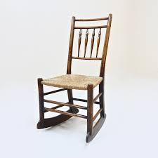 Small Antique Rocking Chair - Y5046 / LA101939 ... Victorian Arts And Crafts Solid Oak Antique Glastonbury Chair Original Primitive Press Back Rocking 1890 How To Appraise Chairs Our Pastimes Bargain Johns Antiques And Mission Identifying Ski Country Home Replace A Leather Seat In An Everyday Wooden High Chair From 1900s Converts Into Rocking Lborough Leicestershire Gumtree Sold Style Refinished Maple American Style Childs Antiquer Rocker Reupholstery Vintage
