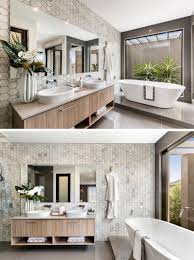 Bathroom Tile Ideas - Grey Hexagon Tiles | CONTEMPORIST Emejing Hexagon Home Design Photos Interior Ideas Awesome Regular Exterior Angles On A Budget Beautiful In Hotel Bathroom Fresh At Perfect Small Photo Appealing House Plans Best Inspiration Home Tile Popular Amazing Hexagonal Backsplash 76 With Fniture Patio Table Wh0white Designs Design Cool Contemporary Idea Black And White Floor Gorgeous With Colorful Wall Decor Brings Stesyllabus